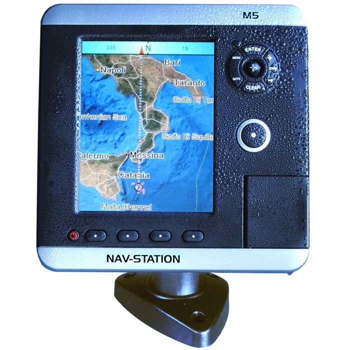 Apparato GPS