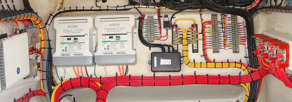 Schema Elettrico Nrg Power : L impianto elettrico di bordo