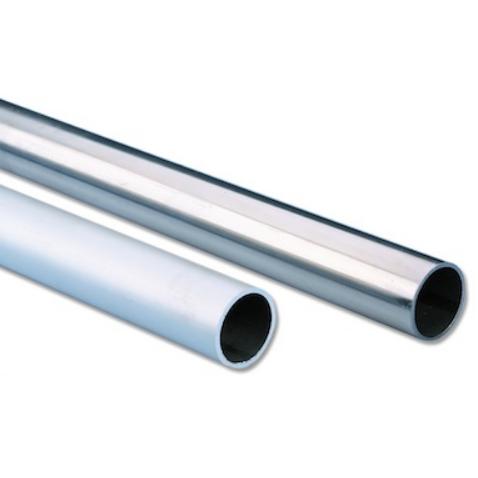 Tubi in Alluminio Anodizzato o Acciaio Inox AISI 316