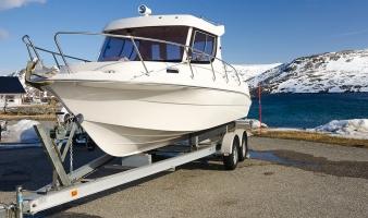Preparare la Barca all' Inverno