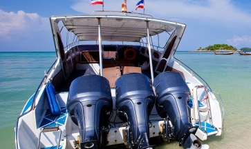 Le Motorizzazioni Marine