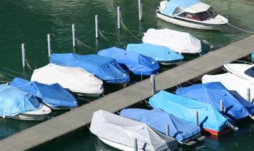 Le Coperture per Barca e Gommoni