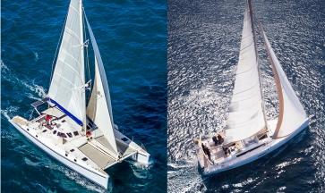 Barca o catamarano?