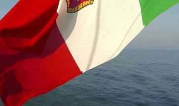 BANDIERA ESTERA O BANDIERA ITALIANA