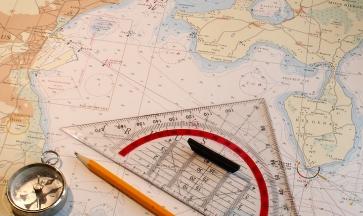 Carte Nautiche o Cartografie Elettroniche