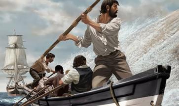 Sopravvivenza in Mare: I Cannibali della Essex