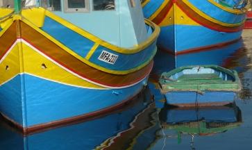 Barca Bianca o Barca Colorata?