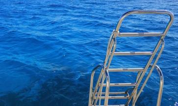 La scaletta di risalita per barche:panoramica e consigli utili