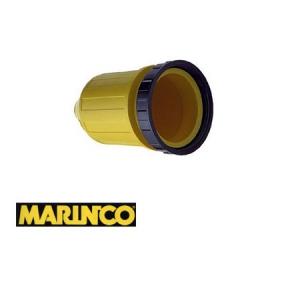 Cappuccio PVC Giallo Stagno Marinco 30A