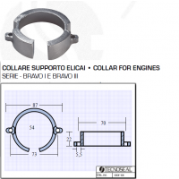 Collare Supporto Elica Serie Bravo I Bravo II