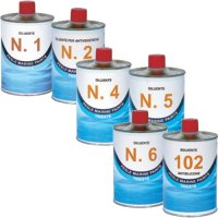 Solvente Marlin 102 Antisilicone