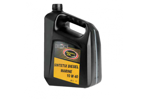 "Olio SINTETIX Diesel Marine 10W40 ""BERGOLINE"""