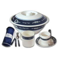 "Stoviglie in Melamina ""Sea Tableware"""