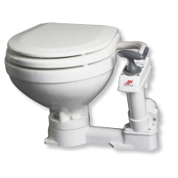 WC Toilet Johnson AquaT Marine Manuale