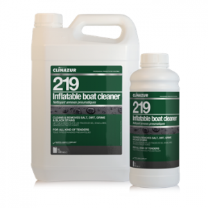 219 Detergente per Pulire il Tender CLIN'AZUR