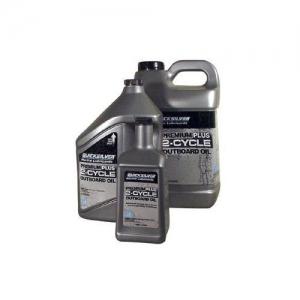 Olio Quicksilver Miscela 2 Tempi TC-W3 PREMIUM PLUS
