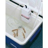 Pompa Aeratrice a Batteria per Vasche