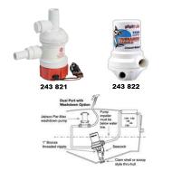 Pompa Centrifuga Rule Dual Port