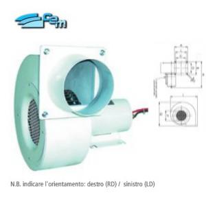 Ventilatori Aspiratori Centrifughi CEM BLC