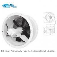 Ventilatori Aspiratori Elicoidali CEM BLC