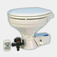 WC Elettrico Jabsco 37045 Quiet Flush Aqua Dolce