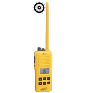 VHF GMDSS Palmare ICOM IC-GM1600 Ricetrasmettitore