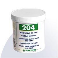 204 Polish Rinnovatore per GelCoat CLIN'AZUR