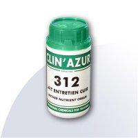 312 Crema Nutriente per Cuoio CLIN'AZUR