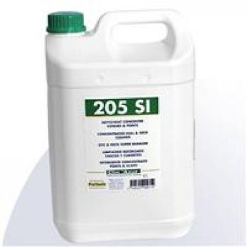205 SI Detergente Scafo e Ponti CLIN'AZUR