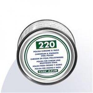 220 Polish per Cromo e Inox CLIN'AZUR