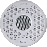 Altoparlante GME S5 Coppia Speaker 163 mm, Bianchi