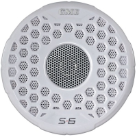 Altoparlanti GME S6 Coppia Speaker 188 mm, Bianchi