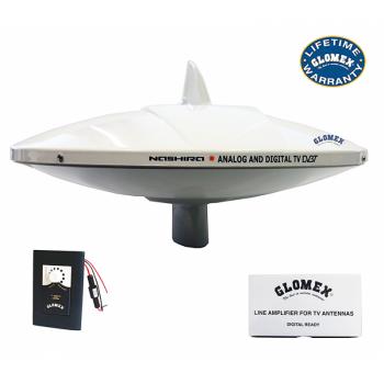 Antenna TV GLOMEX Nashira AGC 9112