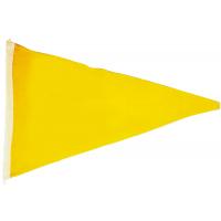 Bandiera Gialla Triangolare