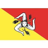 Bandiera Trinacria