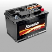 Batteria Energizer per avviamento e servizi di bordo 60Ah 74Ah 95Ah