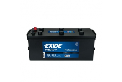 Batterie EXIDE Professional per Avviamento e Servizi di bordo 120Ah 180Ah 210Ah