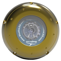 Bluefin LED Hammerhead H20 SM Verde 12500 lm