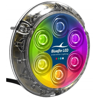 Bluefin LED Piranha P6 Nitro - Verde 24V 2500 lm