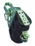 Bozzello Triplo con Arricavo su Sfera Ø 4-6 mm