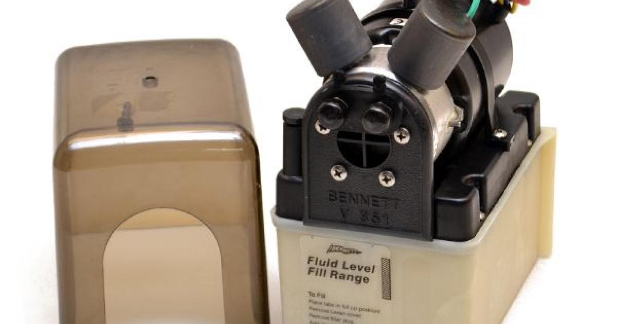 Centralina Elettroidraulica BENNETT - Flaps Bennet - MTO ...