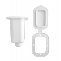 Contenitore Porta Doccia In PVC