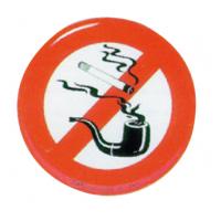 Adesivo Divieto Fumare in Rilievo