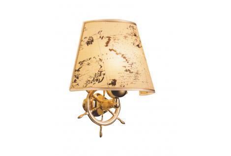 LAMPADA CON TIMONE