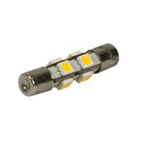 Lampadina 8 LED 10-30V