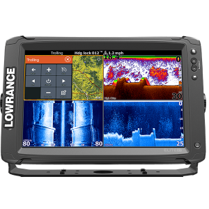Lowrance Elite 12 Ti TotalScan