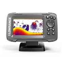 Lowrance Hook2 4x GPS/ECO con Trasduttore Skimmer Bullet