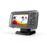 Lowrance Hook2 4x No GPS con Trasduttore Skimmer Bullet