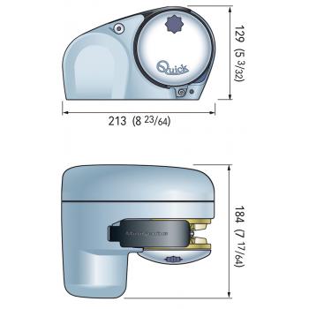 MINIGENIUS FF 250W 12V B.6