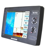 Navigatore Ecoscandaglio Nav-Station N12 Fish GPS Marino Fishfinder